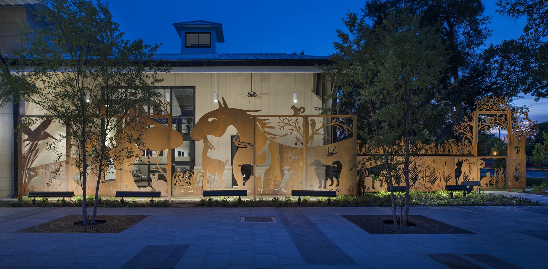 13 HSPCA state of the art animal shelter and wildlife center by Jackson & Ryan Architects