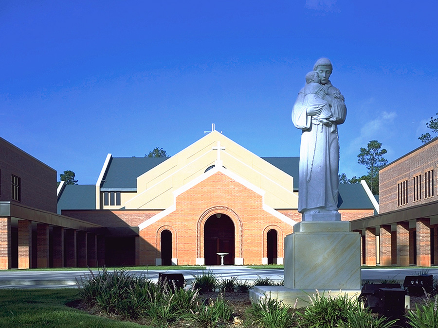 St. Anthony of Padua Catholic Church and School, The Woodlands, Texas